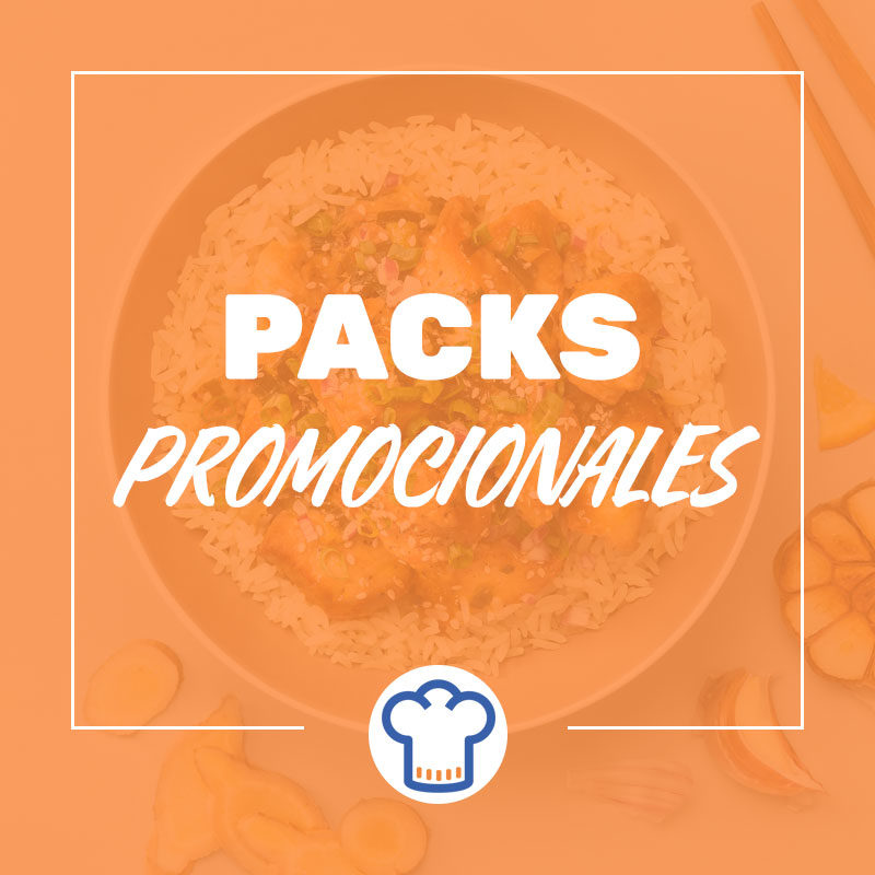 Packs promocionales