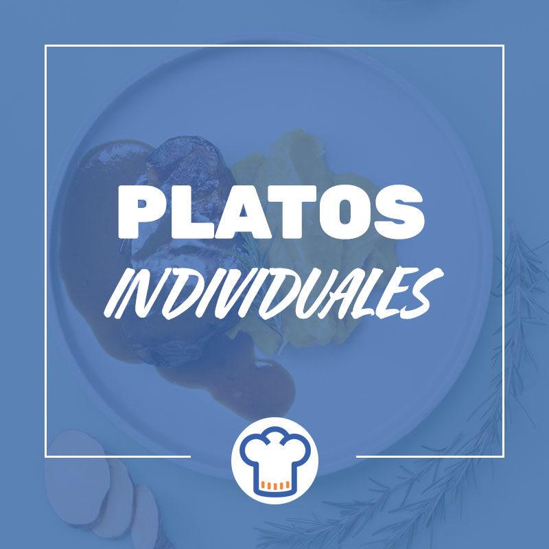 Platos individuales